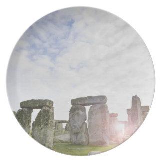 United Kingdom Stonehenge 2 Fest Tallrikar