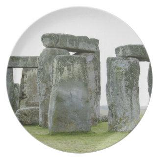 United Kingdom Stonehenge 9 Tallrik