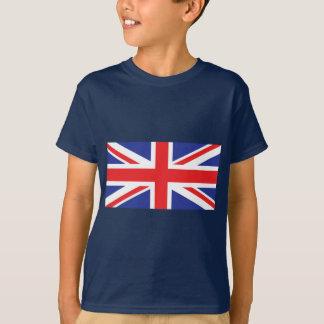 United Kingdom /Union jackflagga Tee
