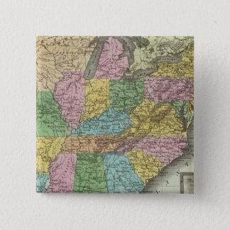 United States 26 Standard Kanpp Fyrkantig 5.1 Cm