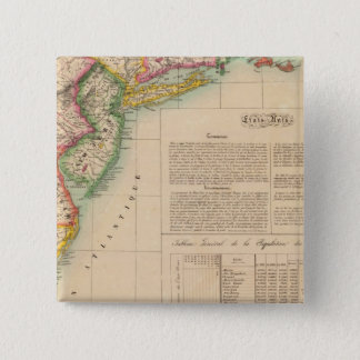 United States Amerika Sep 51 Standard Kanpp Fyrkantig 5.1 Cm