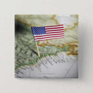 United States sjunker i karta Standard Kanpp Fyrkantig 5.1 Cm