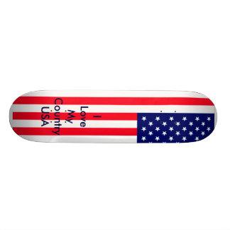 United States sjunker jGibney MUSEET som jag Old School Skateboard Bräda 21,6 Cm