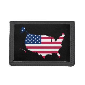 United States sjunker kartaplånboken