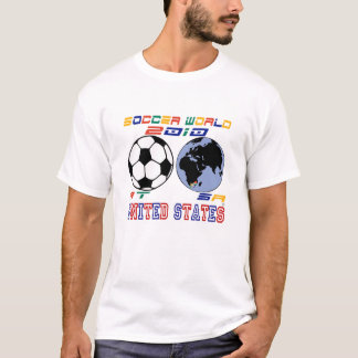 United States Soccer-2010 Tee Shirts