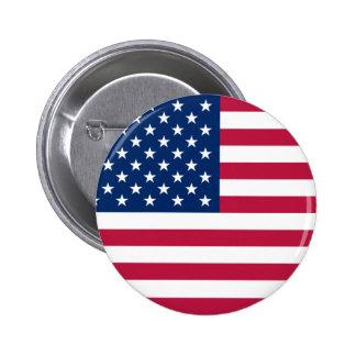 United States Standard Knapp Rund 5.7 Cm