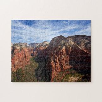 United States Utah, Zion nationalpark Pussel