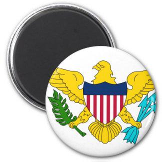 United States Virgin Islands United States sjunker Kylskåps Magneter