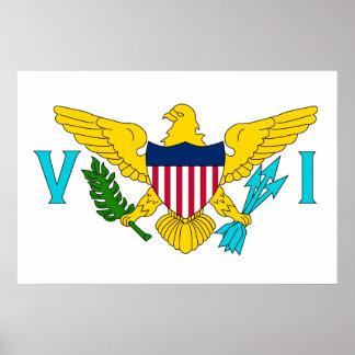United States Virgin Islands United States sjunker Poster