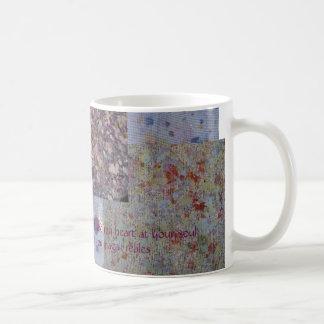 univers och struktur kaffemugg