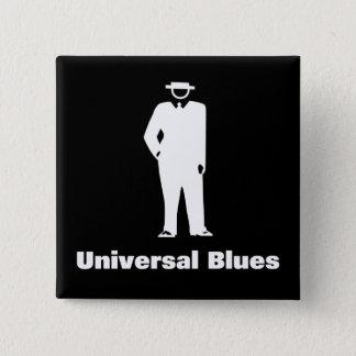 Universell deppighet standard kanpp fyrkantig 5.1 cm