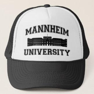 Universität Mannheim/Mannheim universiteten Keps