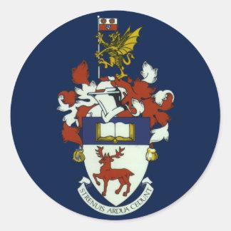 Universiteten av den Southampton Runt Klistermärke