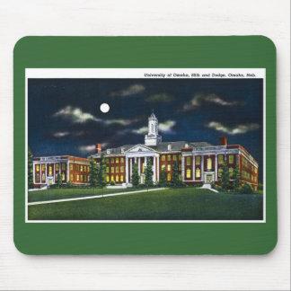 Universiteten av Omaha, Nebraska Musmattor