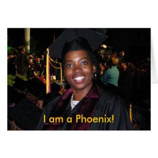 Universiteten av Phoenix Hälsningskort