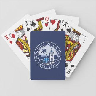 Universiteten av San Diego | Est. 1949 Casinokort