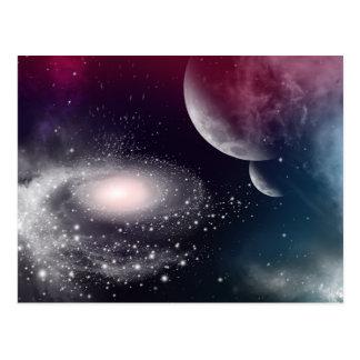 Universum Vykort