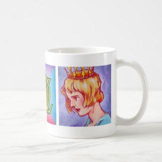 Uns-kaffemugg - uns med Dorothy & Ozma Kaffemugg