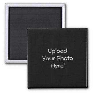 Upload-Din-Egen-Fotoet kvadrerar magneter