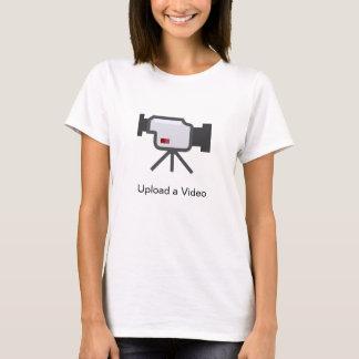 Upload en video tee