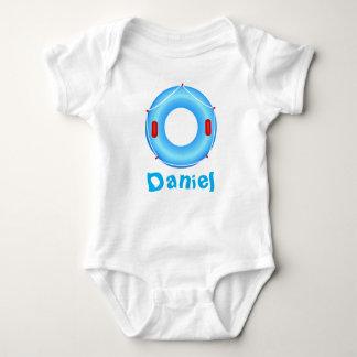 Uppblåsbar ranka för simmaringspädbarn tröjor