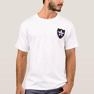 uppdelning för infanteri 11B 2nd T Shirts