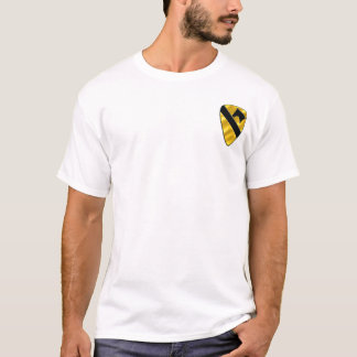 uppdelning för kavalleri 12B 1st T Shirts
