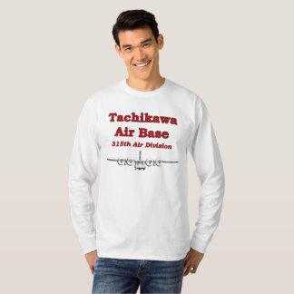 Uppdelning för Tachikawa flygbasJapan 315. luft Tee Shirts