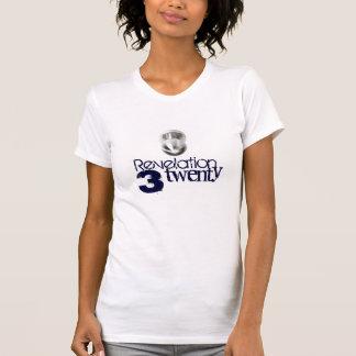 Uppenbarelse3:20 T-shirt