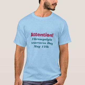 Uppmärksamhet! , 12:e för maj för t shirts