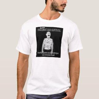 Uppmärksamhet som ska specificeras tshirts