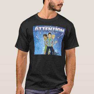 Uppmärksamhet Tshirts