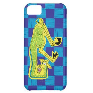 Uppochnervända Melman iPhone 5C Fodral
