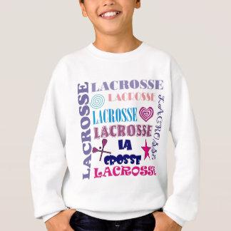Upprepa för Lacrosse Tee Shirt