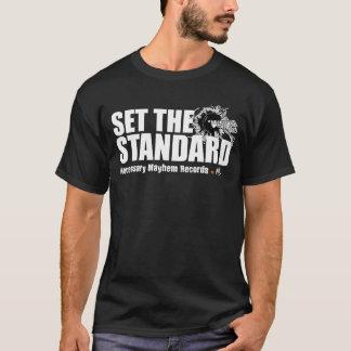 Uppsättning den standarda T-tröja Tee Shirt