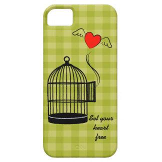 Uppsättningen din hjärta frigör 2 barely there iPhone 5 fodral