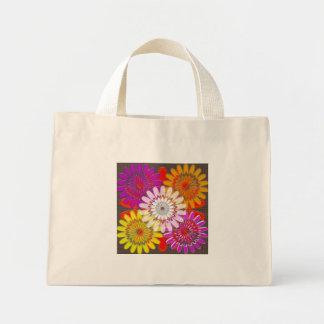 Uppskattar mycket lilla DIY blommor för TOTO Mini Tygkasse