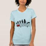 Uppsluppen feminist t-shirt