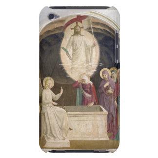 Uppståndelsen av Kristus och de fromma kvinnorna p iPod Case-Mate Fodral