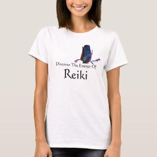 Upptäck energi av Reiki Tee Shirt