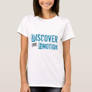Upptäck sinnesrörelsen tshirts