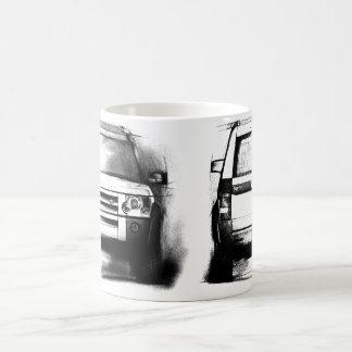 Upptäckt Kaffemugg