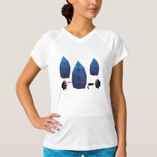 Upptäckt T-shirts