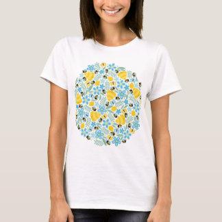Upptagna lite Honeybees T-shirts