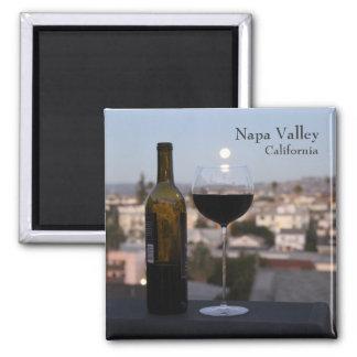 Ursnygg Napa Valley magnet!