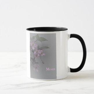 Ursnygg stilfull blek för © P Wherrell - rosa Mugg