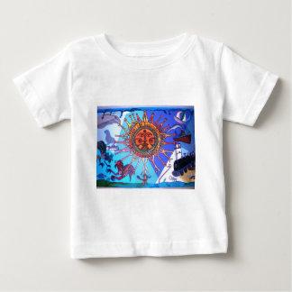 Uruguay Conrad vägg T-shirt