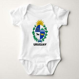 URUGUAY - emblem/flagga/vapensköld/symbol Tee Shirt