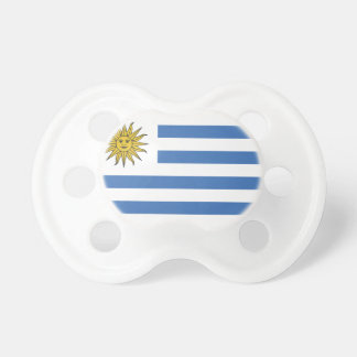 Uruguay flagga napp