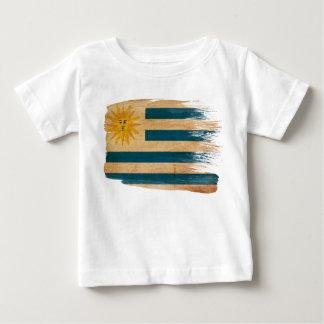 Uruguay flagga t-shirt